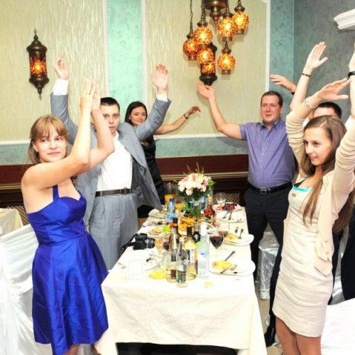 Свадьба Василия и Евгении