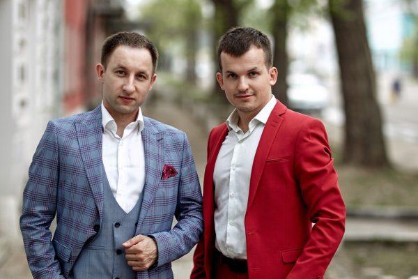 Денис Бондарков и Сергей Панкратов